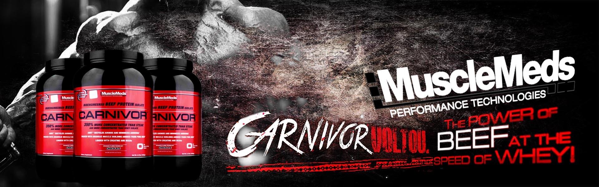 MuscleMeds Carnivor купить в Москве