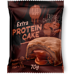 Fit Kit Protein Cake EXTRA (70гр) - фото 10601