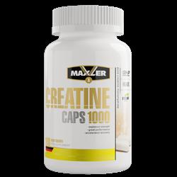 Maxler Creatine Caps 1000 (100капс) - фото 10917