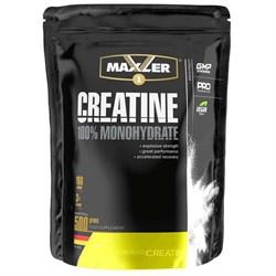 Maxler Creatine (500гр) пакет - фото 10920