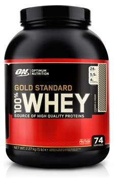 Optimum Nutrition 100 % Whey Gold Standard (2270гр) - фото 4606