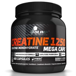 Olimp Creatine Mega Caps (400капс) - фото 4637