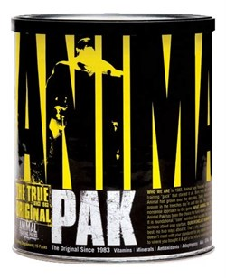 Universal Nutrition Animal Pak (15пак) - фото 4646