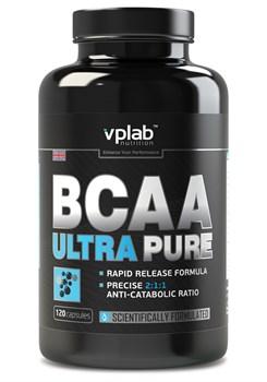 VP Laboratory BCAA Ultra Pure (120капс) - фото 4658