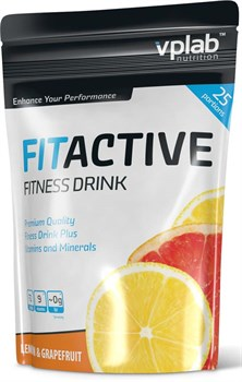 VP Laboratory FitActive Fitness Drink (500гр) - фото 4663