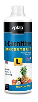 VP Laboratory L-Carnitine concentrate (1000мл) - фото 4671