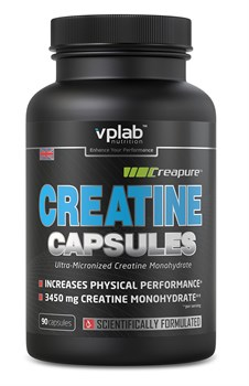 VP Laboratory Creatine Capsules (90капс) - фото 4676
