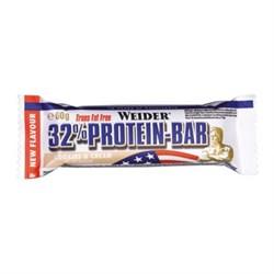 Weider - 32% Protein Bar (60гр) - фото 4681