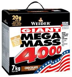 Weider Mega Mass 4000 (7000гр) - фото 4683