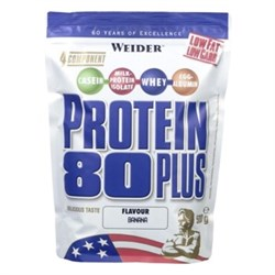 Weider Protein 80 Plus (500гр) - фото 4687
