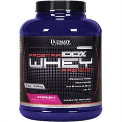 Ultimate Nutrition 100% Prostar Whey Protein (2390гр) - фото 4691