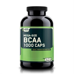Optimum Nutrition BCAA 1000 (400капс) - фото 4695
