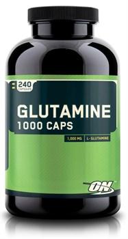 Optimum Nutrition Glutamine Caps 1000 mg (240капс) - фото 4699