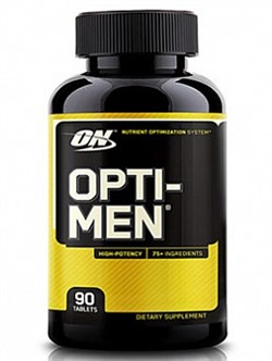 Optimum Nutrition Opti-Men (90таб) - фото 4709