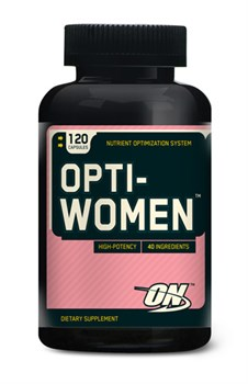 Optimum Nutrition Opti-Women (120капс) - фото 4710