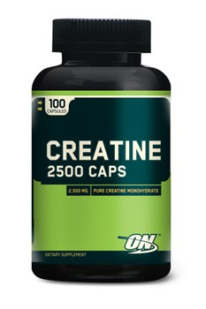 Optimum Nutrition Creatine 2500 Caps (100капс) - фото 4714