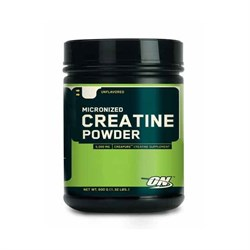 Optimum Nutrition Micronized Creatine Powder (600гр) - фото 4718