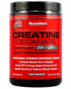 MuscleMeds Creatine Decanate (300гр) - фото 4756