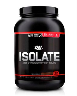 Optimum Nutrition Isolate Gluten Free (736гр) - фото 4763