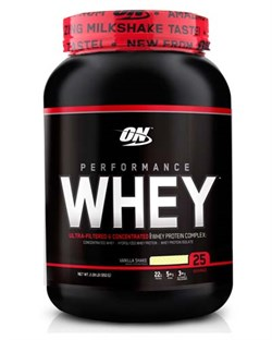 Optimum Nutrition Performance Whey (950гр) - фото 4765