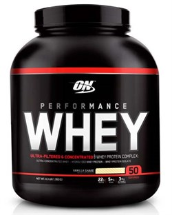 Optimum Nutrition Performance Whey (1950гр) - фото 4766
