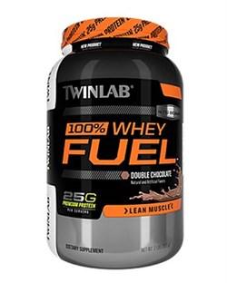 Twinlab 100% Whey Protein Fuel (907гр) - фото 4771