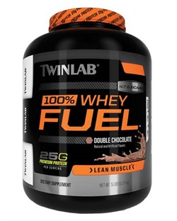 Twinlab 100% Whey Protein Fuel (2268гр) - фото 4772