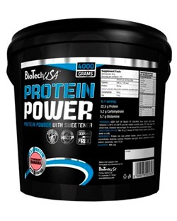 BioTech USA Protein Power (4000гр) - фото 4775