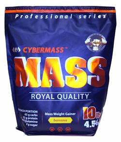 CyberMass - Gainer (4540гр) - фото 4791