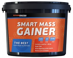 PureProtein - Smart Mass Gainer (2100гр) - фото 4796
