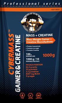 CyberMass - Gainer&Creatine (1000гр) - фото 4800