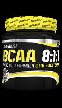 BioTech USA - BCAA 8:1:1 (300гр) - фото 4802
