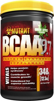 Mutant BCAA (348гр) - фото 4812