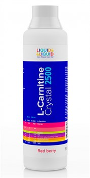 LIQUID & LIQUID - L-Carnitine Crystal 2500 (500мл) - фото 4828
