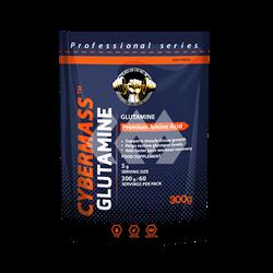 CyberMass - Glutamine (300гр) - фото 4844