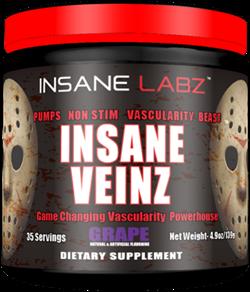 Insane Labz Insane Veinz (139гр) - фото 4858