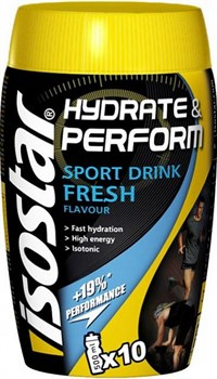 Isostar Hydrate and Perform (400гр) - фото 4860