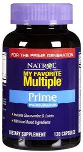 Natrol - My Favorite Multiple Prime (120капс) - фото 4879
