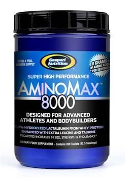 Gaspari Nutrition AminoMax 8000 (350таб) - фото 4881