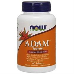 NOW - Adam Male Multi (60таб) - фото 4882