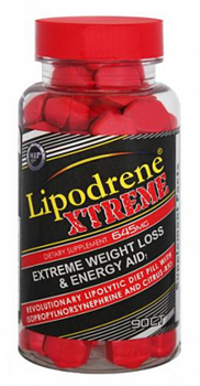 Hi-Tech Pharmaceuticals - Lipodrene Xtreme v2.0 (90таб) - фото 4898