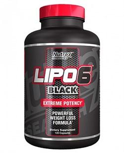 Nutrex Lipo 6 Black (240капс) - фото 4903