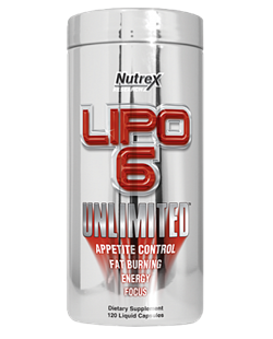 Nutrex Lipo 6 Unlimited (120капс) - фото 4906
