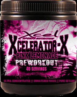 Xcel Sports Nutrition - Xcelerator-X (148гр) - фото 4925