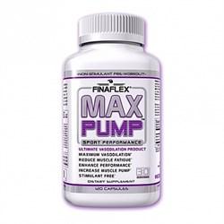 Finaflex Max Pump (120капс) - фото 4932