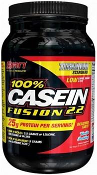 SAN 100% Casein Fusion (1000гр) - фото 4945