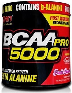 SAN BCAA-Pro 5000 Aspartame Free (340гр) - фото 4961