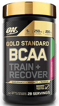 Optimum Nutrition - Gold Standart BCAA (280гр) - фото 4973