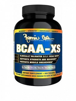 Ronnie Coleman - BCAA-XS (400таб) - фото 4978