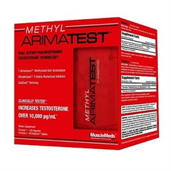 MuscleMeds Methyl Arimatest (180капс) - фото 4996